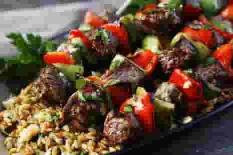 Kabab / Beef-Steak