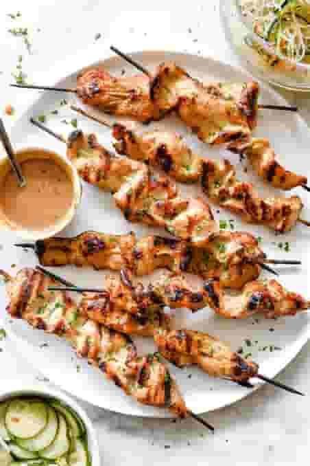 Satay / Chicken