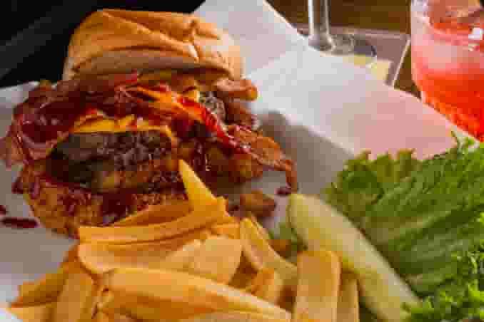 angels burger