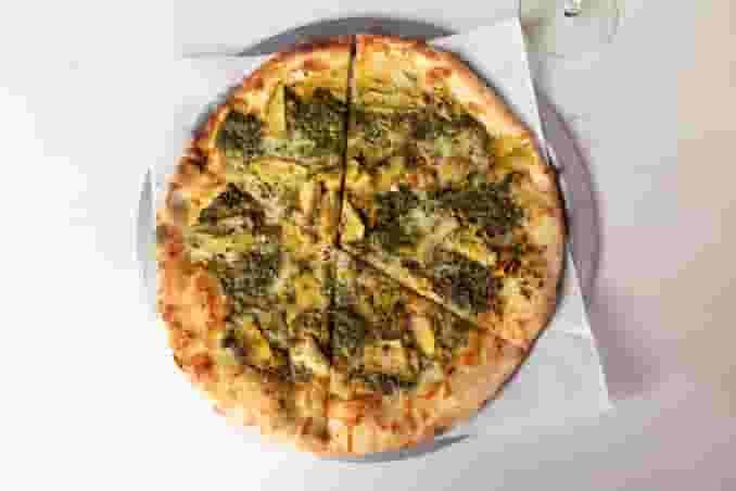 Pesto Artichoke