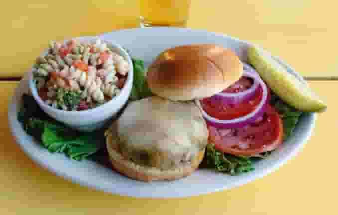 Paradise Burger