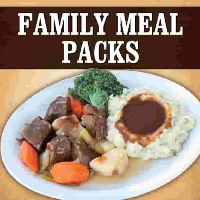 Family Meal Packs