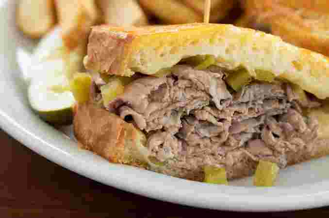 Beefeater Sandwich