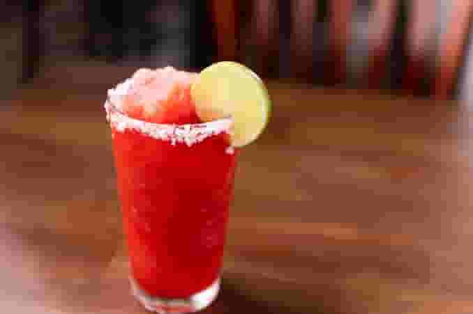 Fruit Flavored Margarita