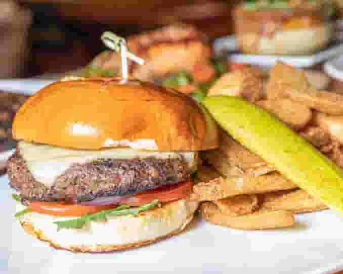 Fireside Burger
