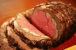 Prime Rib Dinner Special - Served Every Saturday