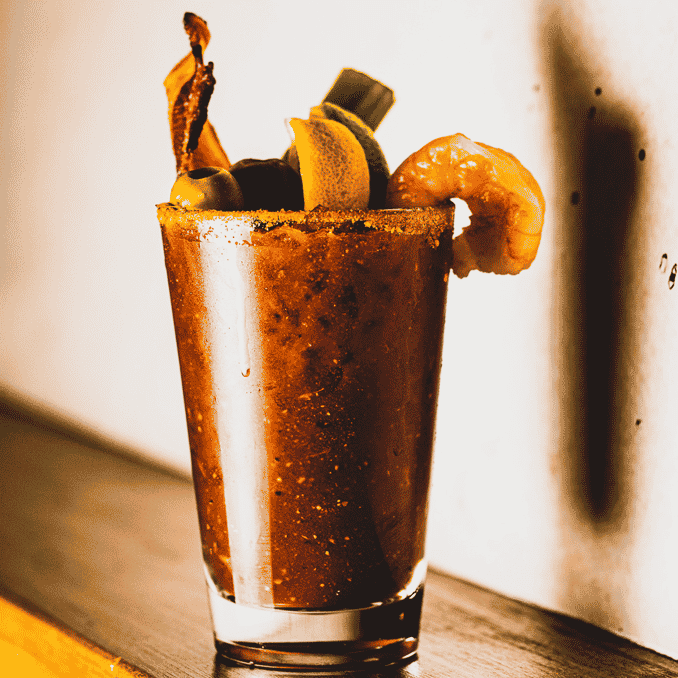 Capital Crab Bloody Mary