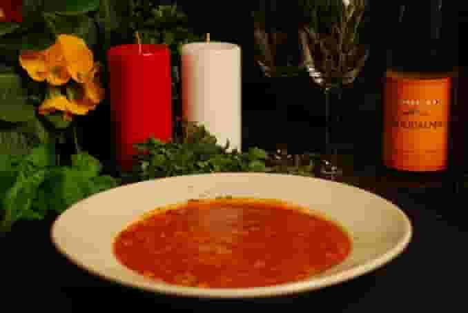 Carol Stortini's Sicilian Sausage Soup