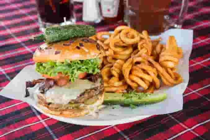 """The Phat Jack"" Jalapeño Burger"