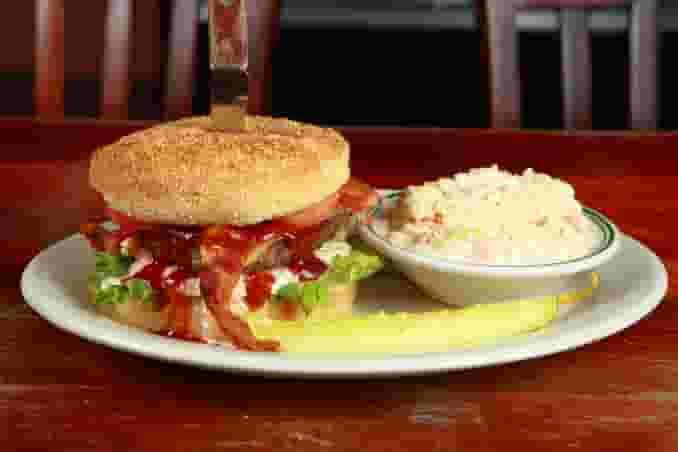 Wrangler Burger