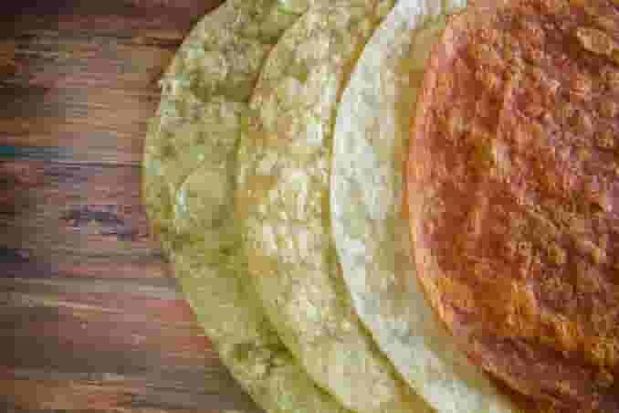 Flour Tortillas (6)