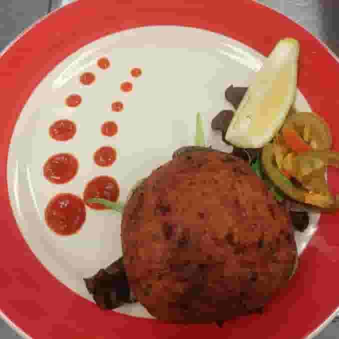 Atlantic Grille Stuffed Quahog