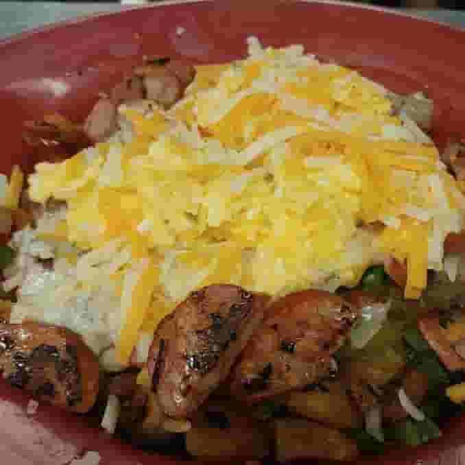 AG Breakfast Bowl