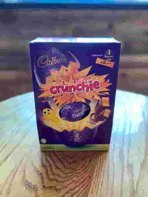 Cadbury Easter Egg Large
