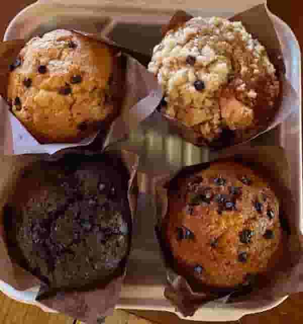 Tulip Muffins
