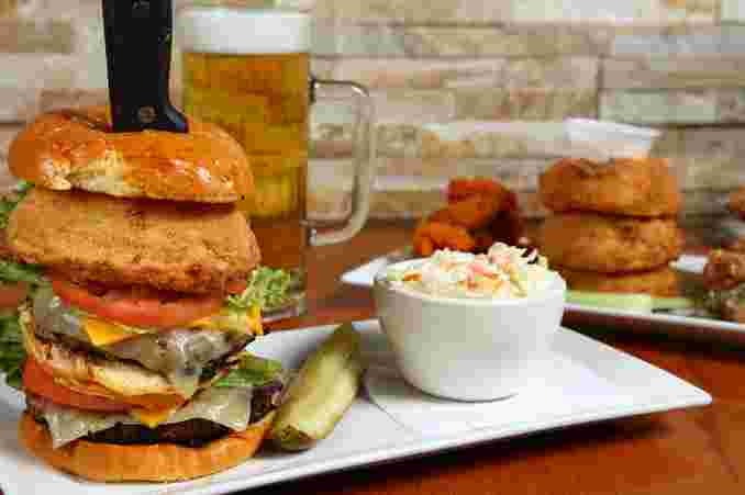 All Star Burger*
