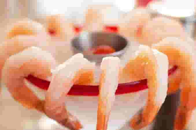 Jumbo Shrimp Cocktail*