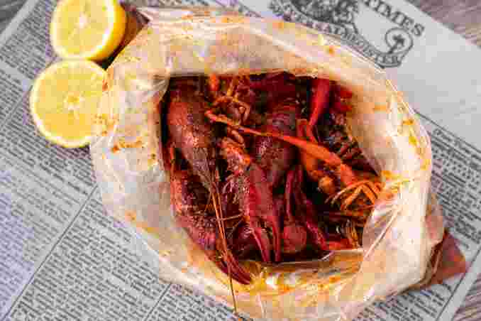 Live Crawfish (Seasonal)