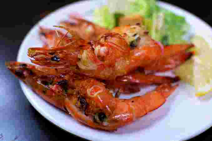 Stuffed Jumbo Shrimp