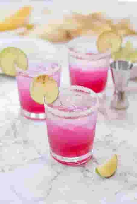 Desert Pear Lemonade