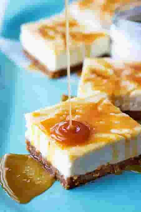 Cheesecake Bites Assortment