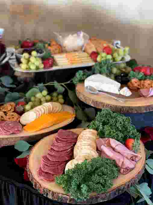 Charcuterie or Grazing Table