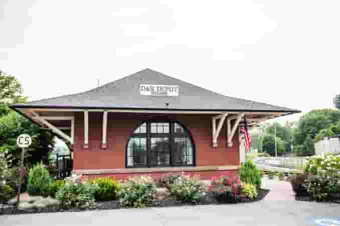 D & R Depot Restaurant Gallery