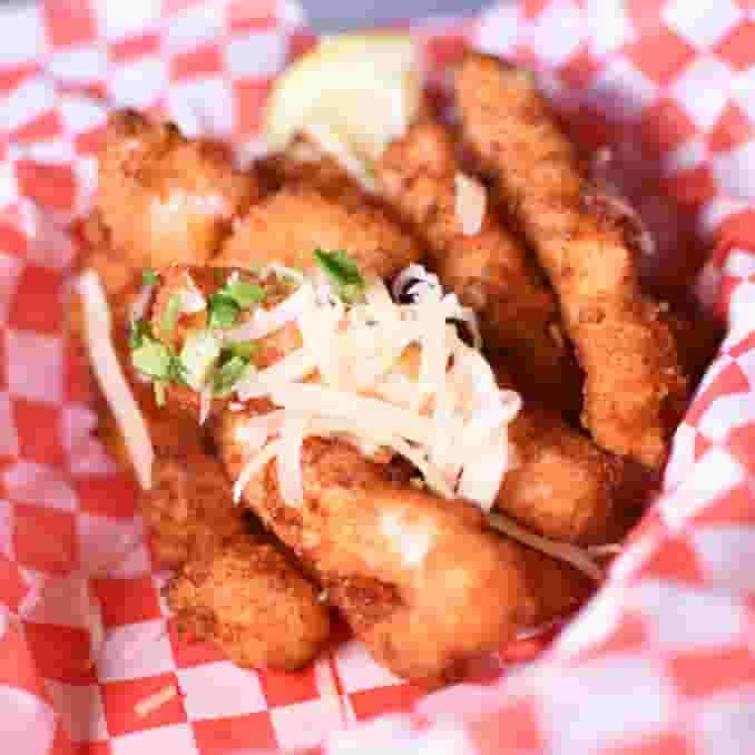 Calamari & Chips