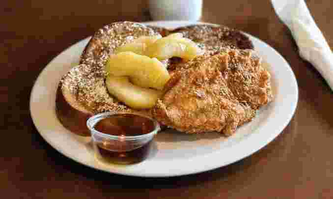 Chicken-N-French Toast