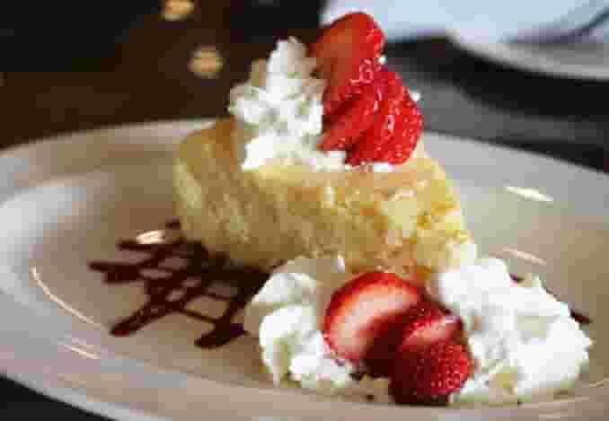 Cheesecake Du Jour