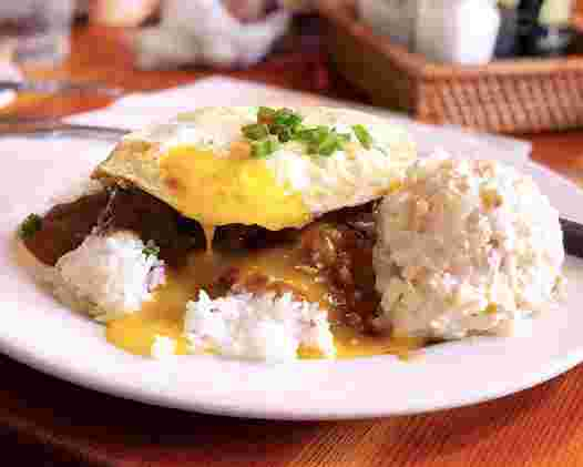 Breakfast Loco Moco
