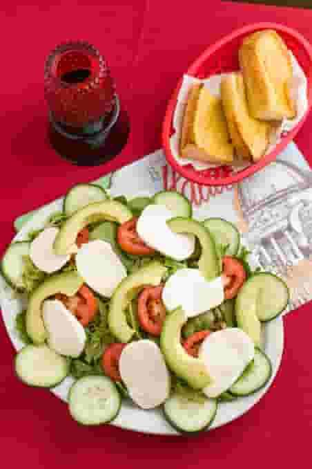 *Caprese Salad