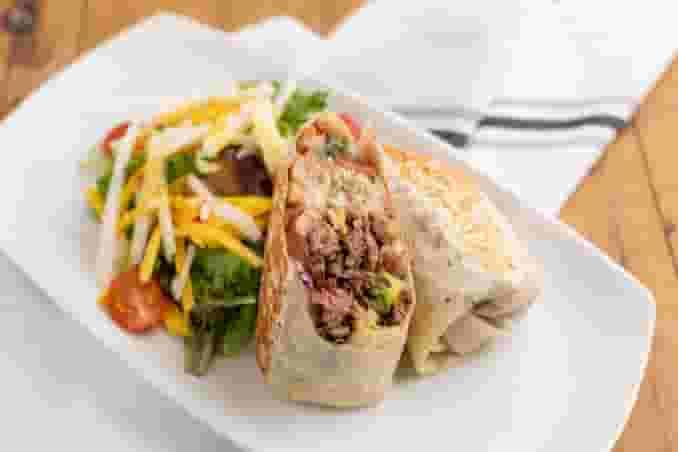 Juanito's Protein Burrito