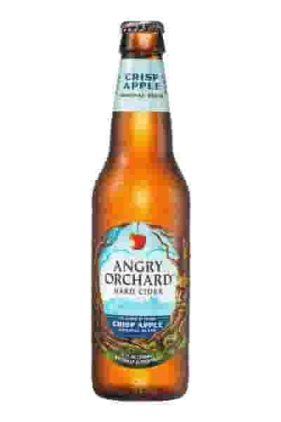 Angry Orchard Hard Cider (GF)