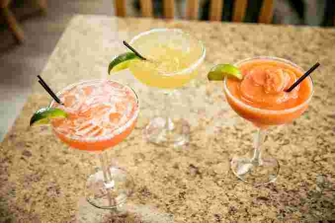 Flavored Margarita