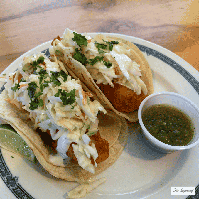 Fish Tacos: Pick Up ONLY!