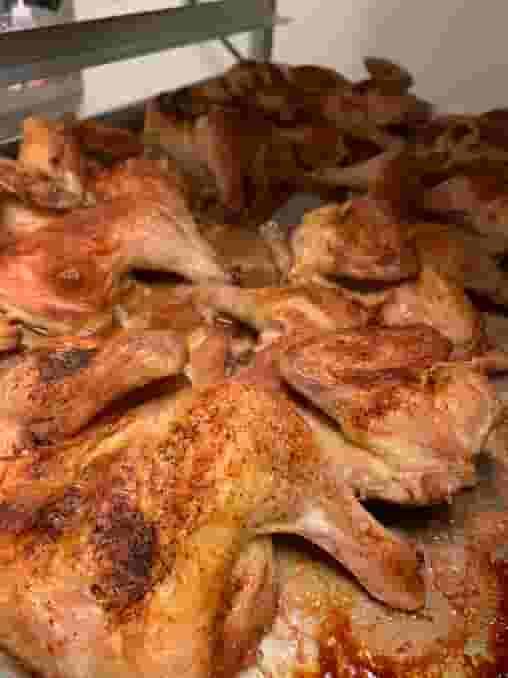 BBQ Chicken (1/2 Bird, A La Carte)