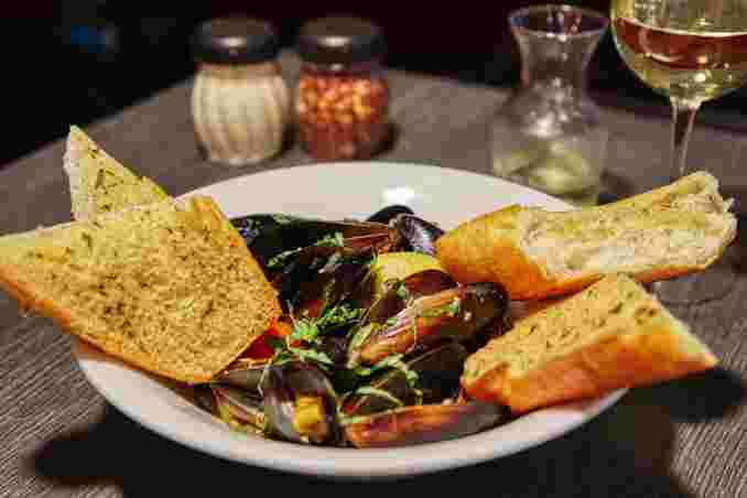 Mussels Luciano