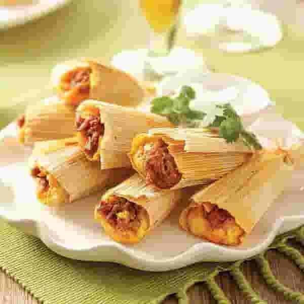 Mini Tamales