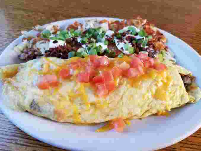 Everything Omelette