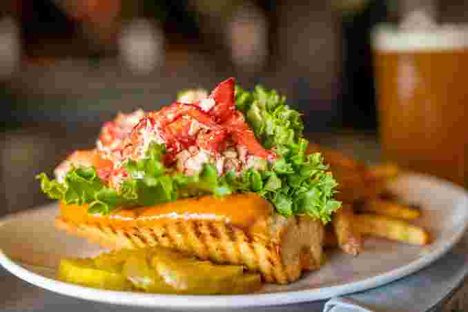 Local Lobster Roll