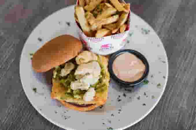 Tijuana Street Burger