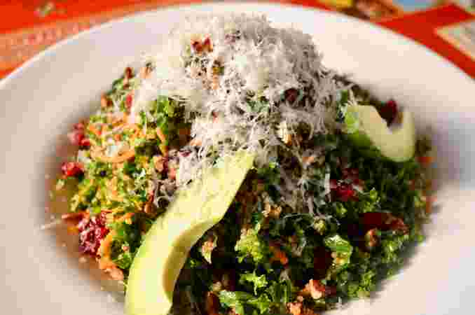 Kale & Quinoa Salad (NOTE: Not available at this time)