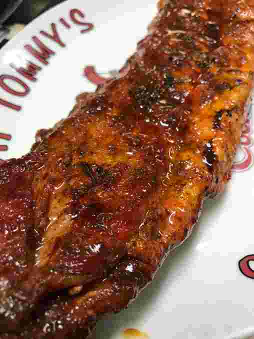 Cookhouse Baby Back Ribs