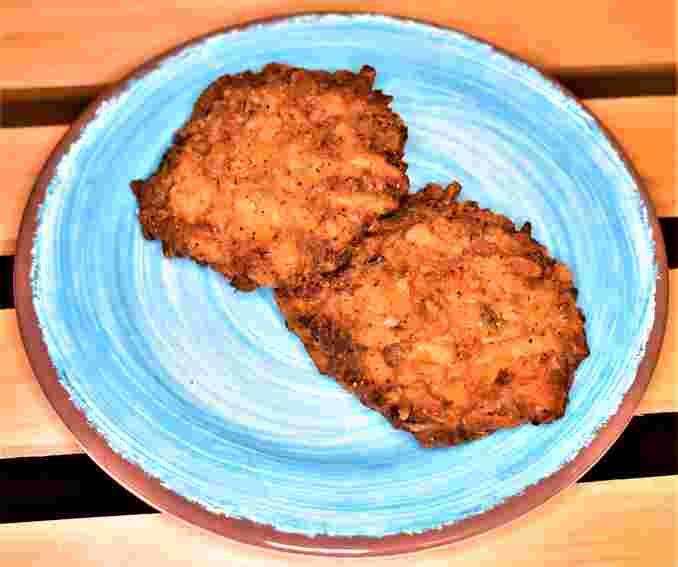 Hashbrown Fritters