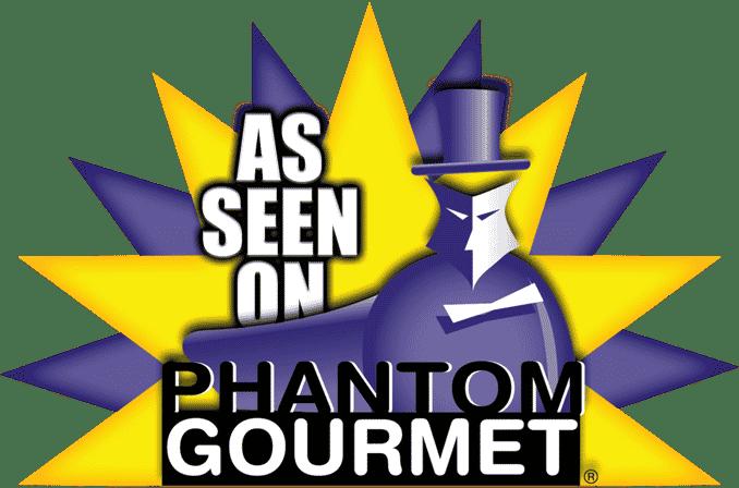 as seen on phantom gourmet