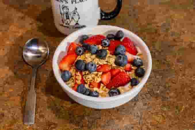 Noosa Yogurt Parfait
