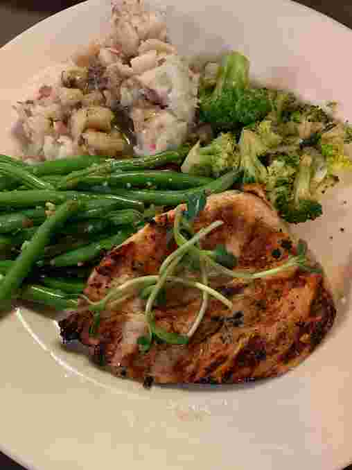 Southern Grilled Range Chicken