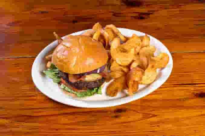 The Captain's Burger