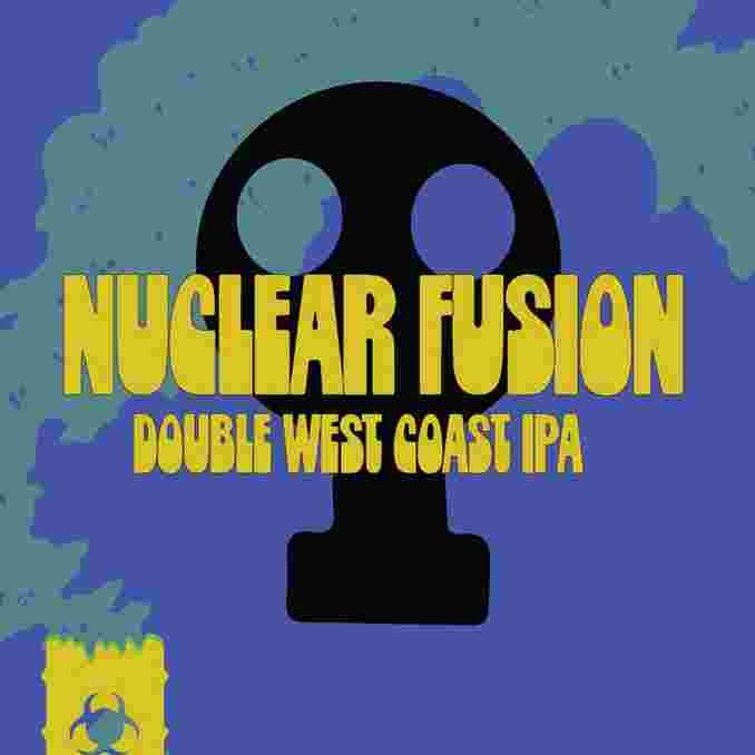 Nuclear Fusion Double West Coast IPA
